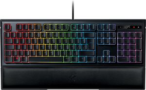 RAZER ORNATA CHROMA MECHANICAL (MECHANICAL RUBBER DOME SWITCH / RGB / EN-TH)  *คีย์บอร์ดเกมมิ่ง