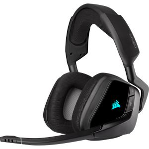 CORSAIR VOID RGB ELITE WIRELESS 7.1 -  Carbon *หูฟังเกมมิ่ง