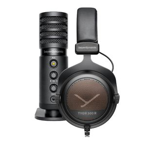 BEYERDYNAMIC TYGR 300 R GAMING HEADPHONE & FOX MIC *หูฟังเกมมิ่ง