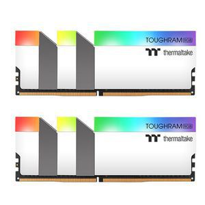 THERMALTAKE TOUGHRAM RGB DDR4 4600MHZ 16GB (8GB X 2) C19 WHITE *แรม