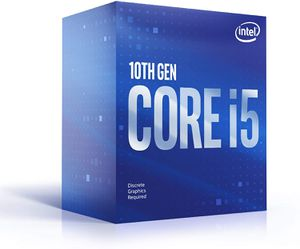 INTEL® CORE I5-10400F 2.90 GHZ 12MB 6C | 12T *ซีพียู