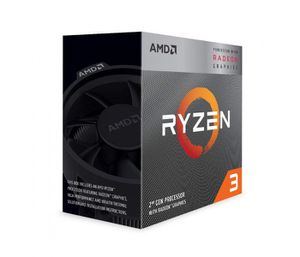 AMD RYZEN™ 3 3200G 3.6 GHZ WITH RADEON™ VEGA 8 4C | 4T *ซีพียู