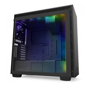NZXT H710I TEMPERED GLASS -MATTE BLACK *เคส