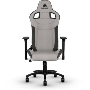 CORSAIR T3 RUSH GAMING CHAIR — GRAY I CHARCOAL *เก้าอี้เกมมิ่ง
