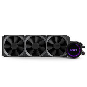 NZXT KRAKEN X72 RGB 360 MM (120 X 3) *ชุดน้ำปิด