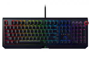 RAZER BLACKWIDOW ELITE (RAZER YELLOW SWITCH / RGB / EN) *คีย์บอร์ดเกมมิ่ง