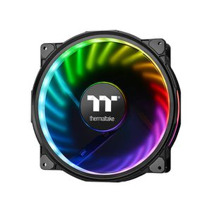 THERMALTAKE RIING PLUS 20 RGB 200MM CASE FAN TT PREMIUM EDITION WITH CONTROLLER *พัดลม