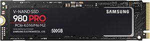 SAMSUNG 980 PRO PCIE 4.0 NVME GEN.4 M.2 500GB *เอสเอสดี