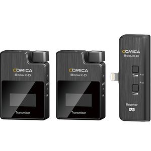 COMICA BOOM X-D MI2 2.4G WIRELESS MICROPHONE *ไมโครโฟน