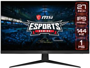 MSI OPTIX G271 FLAT 27 INCH 1MS 144HZ FHD IPS AMD® FREESYNC™ *จอคอมพิวเตอร์