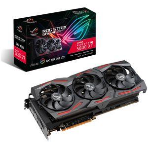 ASUS ROG STRIX RX 5600XT O6GB GDDR6 *การ์ดจอ