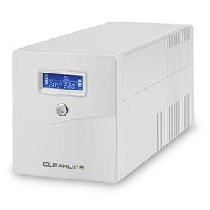 CLEANLINE D-1150J | 630W (LED) *เครื่องสำรองไฟ (UPS)