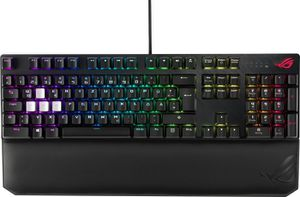 ASUS ROG STRIX SCOPE DELUXE (CHERRY MX BLUE / RGB / EN-TH) *คีย์บอร์ดเกมมิ่ง