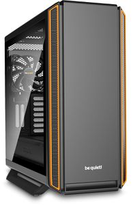 BE QUIET SILENT BASE 801 WINDOW -ORANGE *เคส