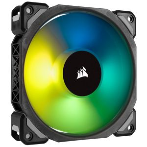 CORSAIR ML120 PRO RGB LED 120MM PWM PREMIUM MAGNETIC LEVITATION  SINGLE PACK *พัดลม