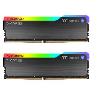 THERMALTAKE TOUGHRAM Z-ONE RGB DDR4 3600MHZ 16GB (8GB X 2) C18 BLACK *แรม
