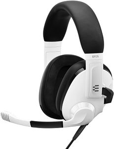 EPOS H3 CLOSED ACOUSTIC GAMING HEADSET WHITE *หูฟังเกมมิ่ง