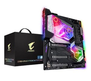 GIGABYTE Z390 AORUS XTREME WATERFORCE *เมนบอร์ด