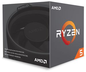 AMD RYZEN™ 5 3400G 3.7 GHZ WITH RADEON™ RX VEGA11 4C | 8T *ซีพียู