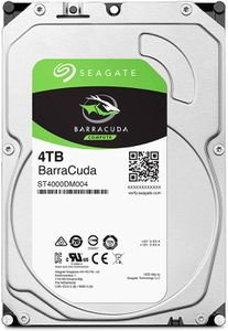 SEAGATE BARRACUDA 4TB ST4000DM004 *ฮาร์ดดิส