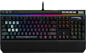 HYPERX ALLOY ELITE RGB (CHERRY MX RED / RGB / EN) - FREE THAI KEYCAP  *คีย์บอร์ดเกมมิ่ง