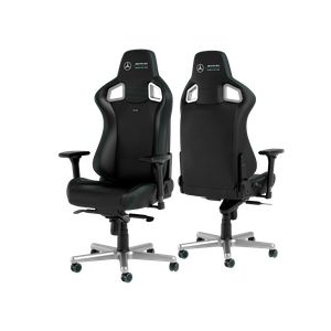noblechairs EPIC MERCEDES-AMG PETRONAS F1 TEAM EDITION *เก้าอี้เกมมิ่ง
