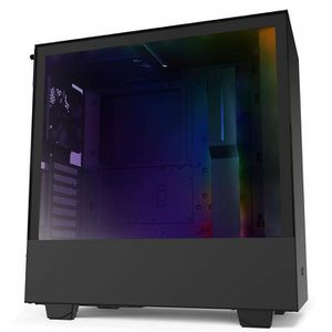 NZXT H510I TEMPERED GLASS -MATTE BLACK *เคส
