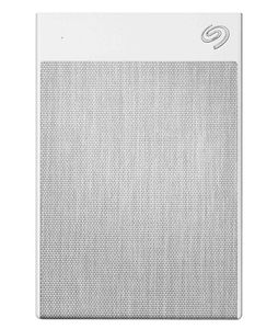 SEAGATE BACKUP PLUS ULTRA TOUCH 2 TB WHITE *ฮาร์ดดิสพกพา