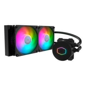 COOLER MASTER MASTERLIQUID ML240L ARGB V2 240 MM (120 X 2) *ชุดน้ำปิด