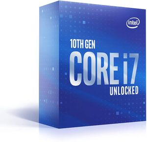 INTEL® CORE I7-10700K 3.80 GHZ 16MB 8C | 16T *ซีพียู