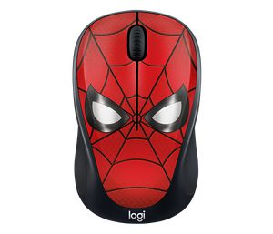 LOGITECH M238 MARVEL COLLECTION WIRELESS *เมาส์เกมมิ่ง