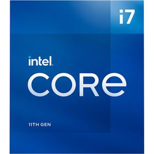 INTEL® CORE I7-11700F 2.50 GHZ 16MB 8C | 16T *ซีพียู