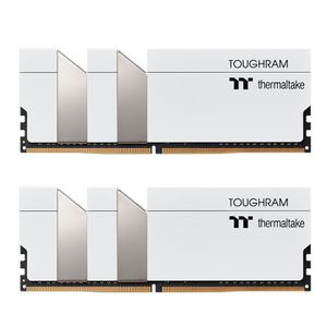 THERMALTAKE TOUGHRAM DDR4 3600MHZ 16GB (8GB X 2) C18 WHITE *แรม