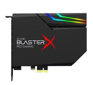 CREATIVE SOUND BLASTERX AE-5 HI-RESOLUTION PCIE GAMING RGB *ซาวการ์ด