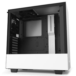 NZXT H510 TEMPERED GLASS -MATTE WHITE *เคส