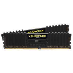 CORSAIR VENGEANCE® LPX 16GB (2X8GB) 3600MHZ C18-BLACK *แรม