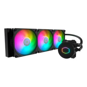 COOLER MASTER MASTERLIQUID ML 360L ARGB V2 (120 X 3) *ชุดน้ำปิด