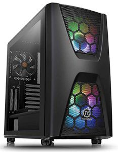 THERMALTAKE COMMANDER C34 ARGB TEMPERED GLASS *เคส