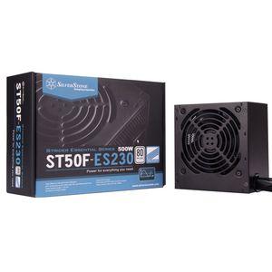 SILVERSTONE STRIDER ESSENTIAL ST50F-ES230 500W 80 PLUS *พาวเวอร์ซัพพลาย