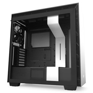 NZXT H710 TEMPERED GLASS -MATTE WHITE *เคส