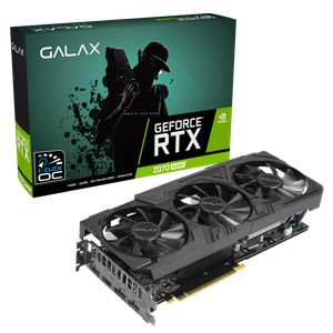 GALAX RTX 2070 SUPER EX GAMER BLACK EDITION 8GB GDDR6 *การ์ดจอ
