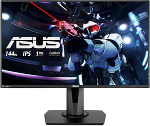 ASUS VG279Q 27 INCH, FULL HD, IPS, 1MS 144HZ, ADAPTIVE-SYNC *จอคอมพิวเตอร์