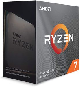 AMD RYZEN™ 7 3800XT 3.9 GHZ 8C | 16T -WITHOUT COOLER *ซีพียู