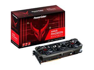 POWER COLOR RED DEVIL AMD RADEON™ RX 6700XT 12GB GDDR6 *การ์ดจอ