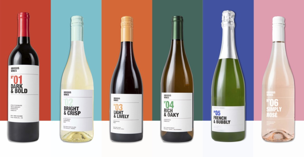 Introducing Obvious Wines - #WineTime