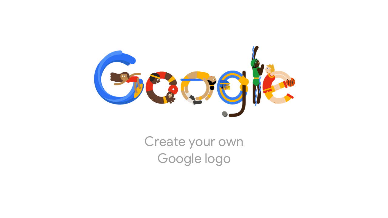 make your own google logo
