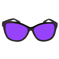 Purple Sunglasses.svg