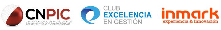 Logos CNPIC CEG INMARK