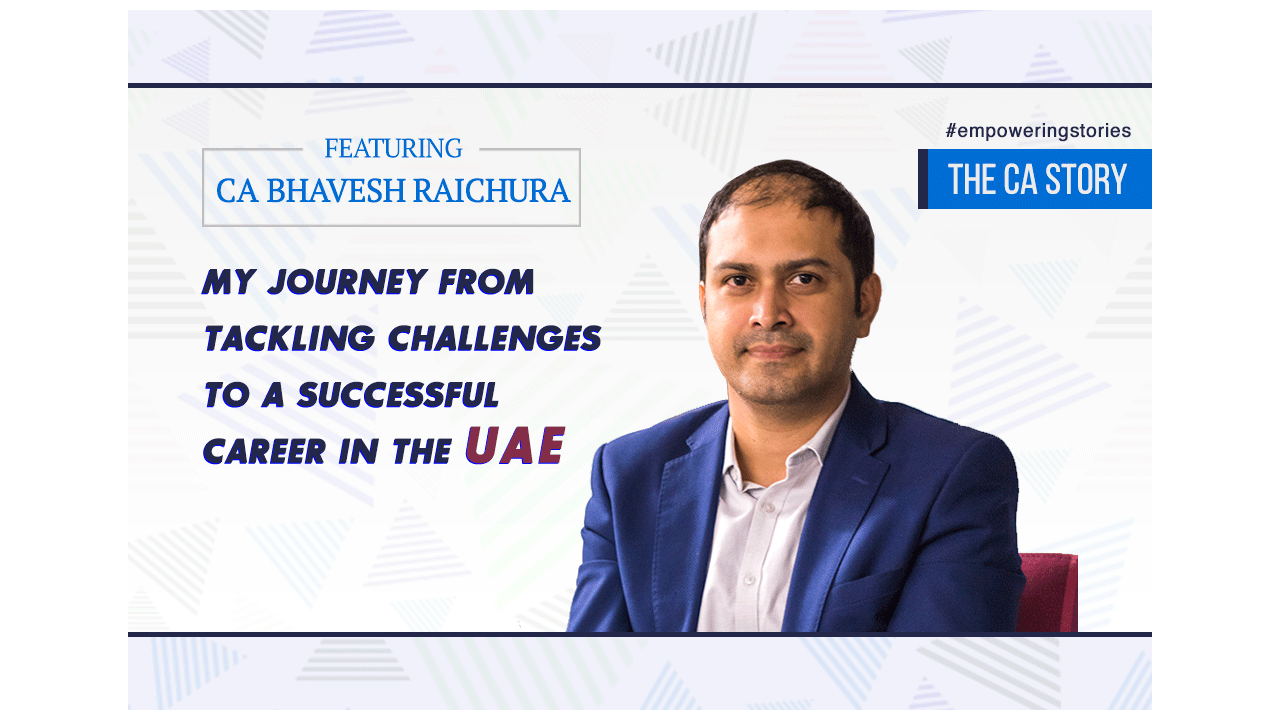 From Tackling Problems to a Successful Career in the UAE