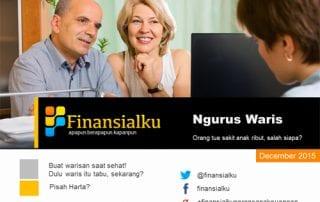 Finansialku E Magazine 2015 - 12 - Ngurus Waris